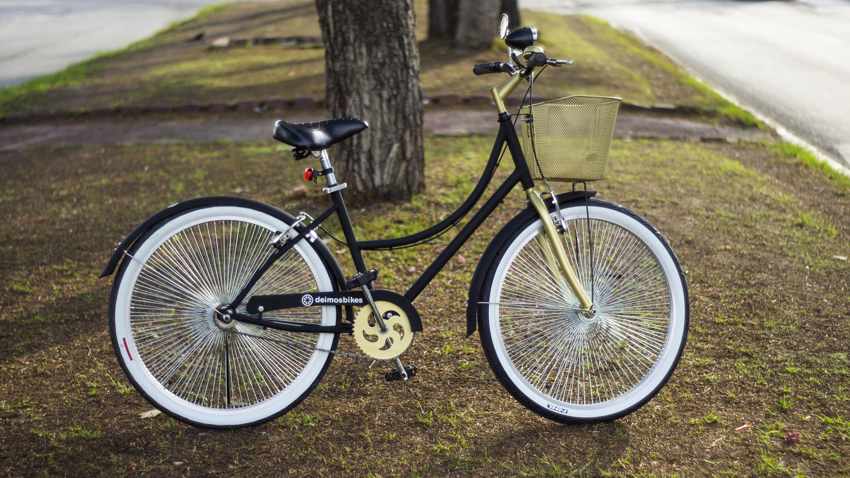 Esta es una bici sin motor.